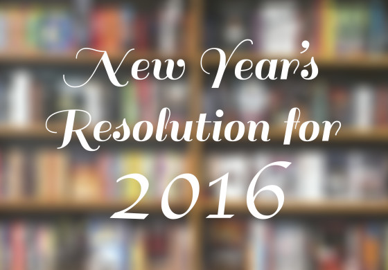 New Year's Resolution for 2016: To Get Published